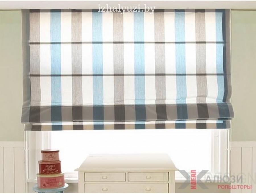 Римские шторы в детскую комнату №05