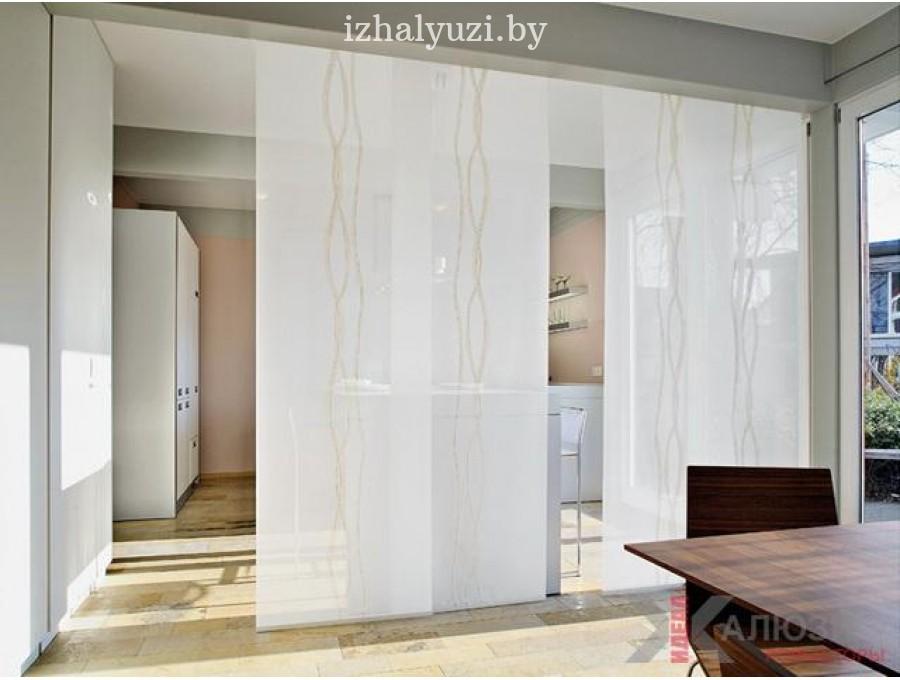 Японские шторы №03