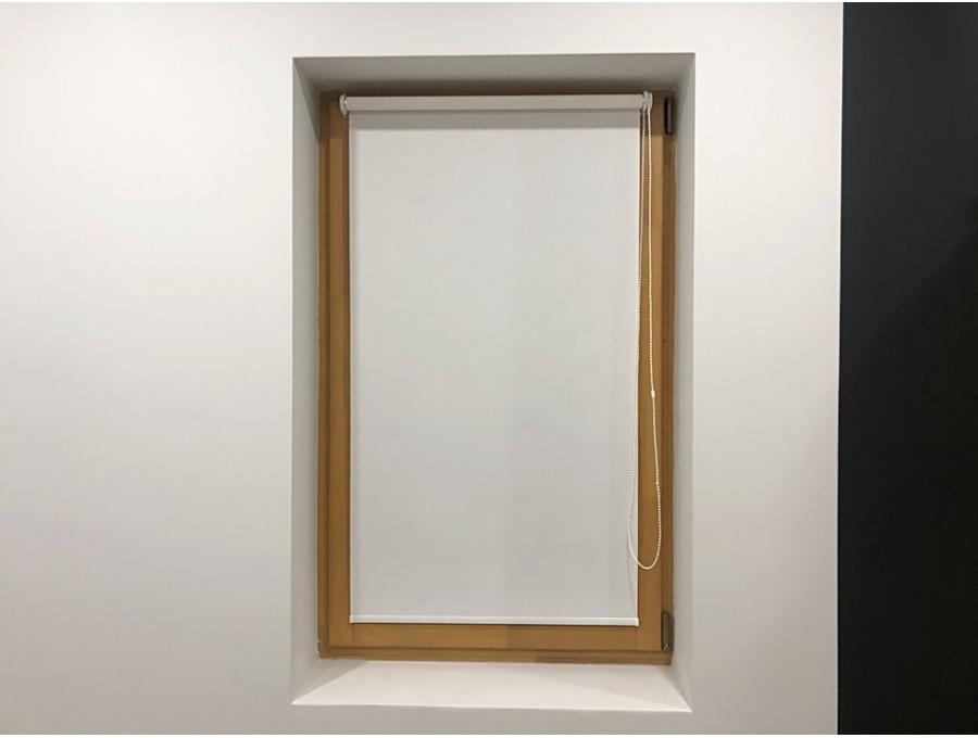 Свободновисящие рольшторы на деревянные окна
