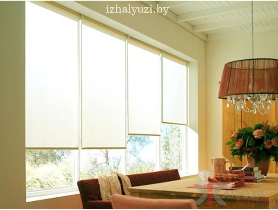 Рулонные шторы №01