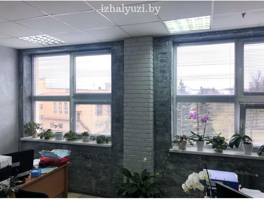 Жалюзи в небольшой офис