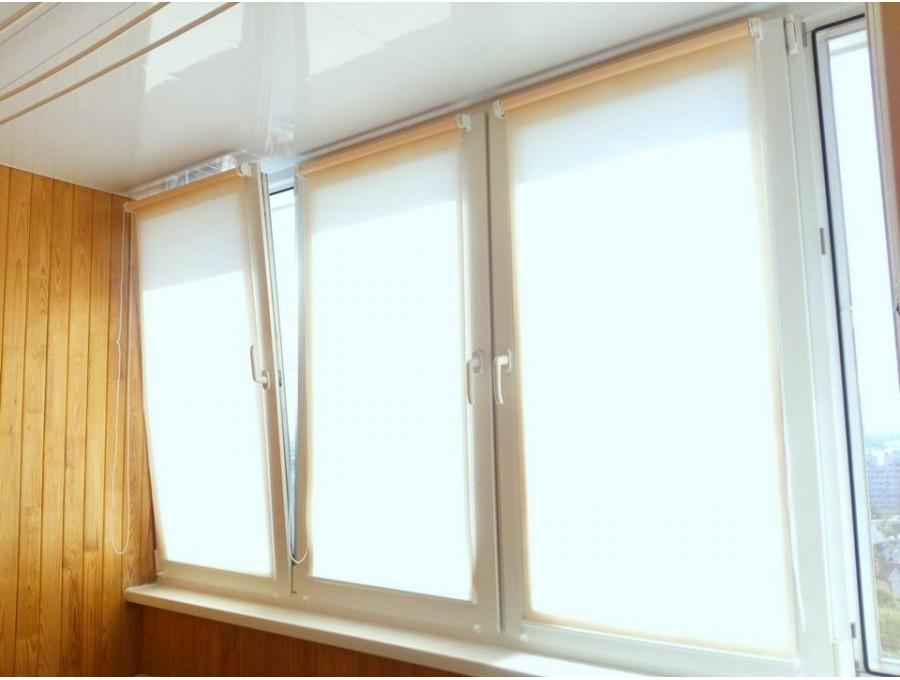 Рольшторы на балкон №2