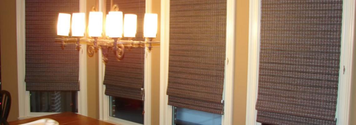 Все о бамбуковых шторах